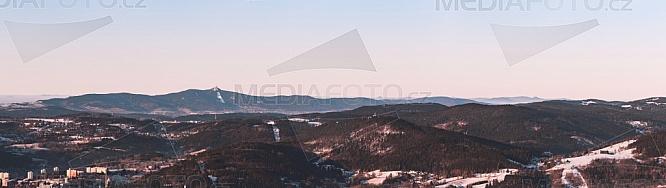 Jizerské hory, Ještěd