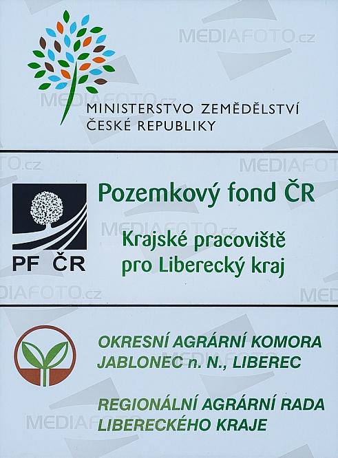 Ministerstvo zemědělství, Pozemkový fond, agrární komora