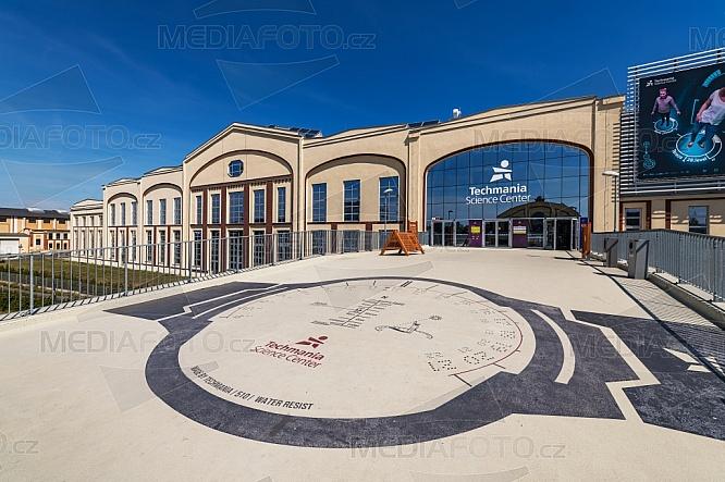 Techmania Science Center, Plzeň