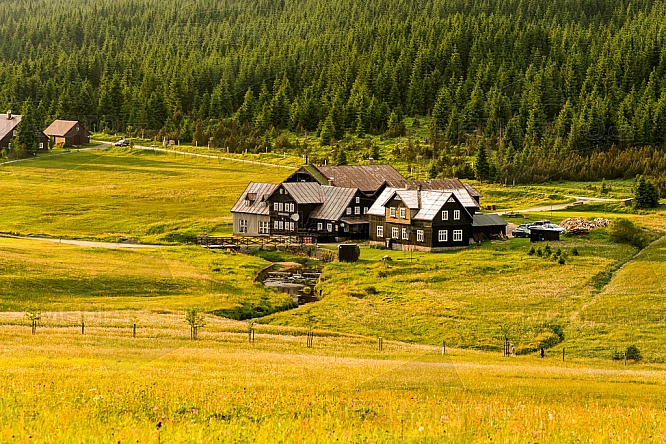 Jizerka, osada, Stará pila