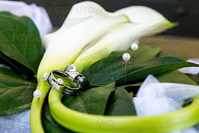 Svatba, prsten, snubníSnubní prsten