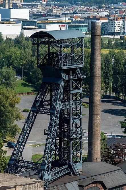 Důl Hlubina, Vítkovice, Ostrava