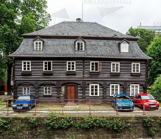 Šolcův dům, správa, CHKO, Jizerské hory
