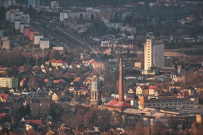 Vratislavice nad Nisou, Zauhlovací věž