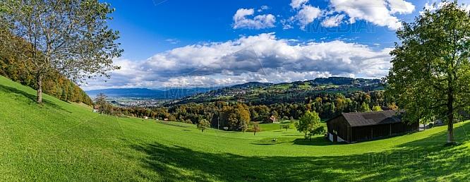 Švýcarská krajina