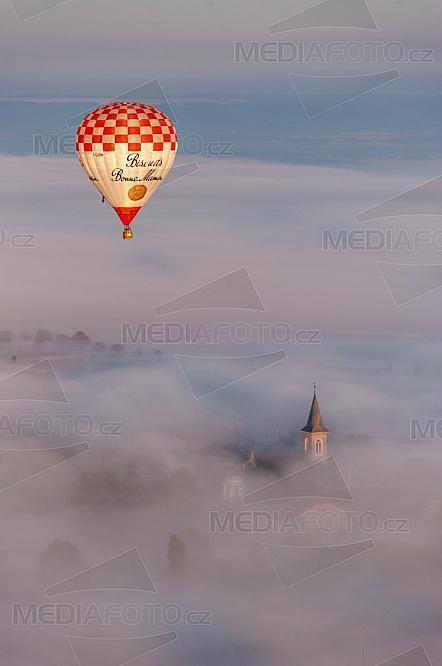 Lorraine Mondial Air Balloon, horkovzdušný balón, festival