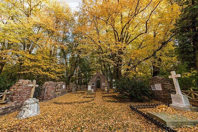Vojenský hřbitov Náchod