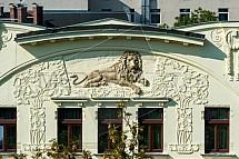 Hotel Zlatý lev, Liberec