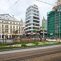 Soukenné náměstí, Baťa, Liberec