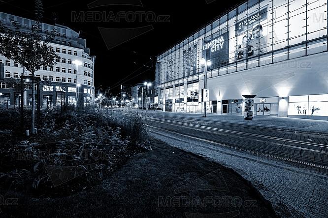 Palác Dunaj, OC FORUM, Liberec