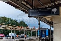 Nádraží, Liberec, modernizace, doprava, železnice
