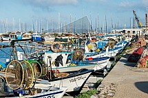 Přístav, loď, rybářství