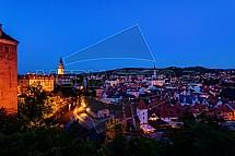 Český Krumlov, zámek