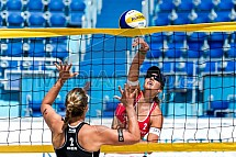 Martina Jakubšová, beachvolejbal, Prague Open, sport