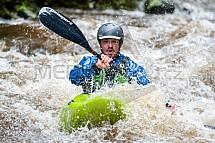 Kamenice, vodák, řeka, kajak