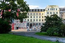 Grand hotel Zlatý lev Liberec