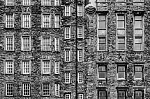 Dům, fasáda, okno