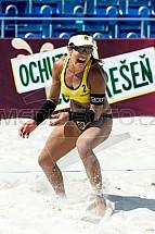 Maria Antonelli, beachvolejbal, Prague Open, sport