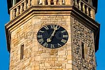 Hodiny, čas, ciferník, věž, muzeum
