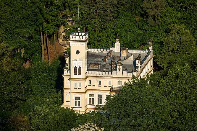 Hotel Hrubá Skála, zámek, Český ráj
