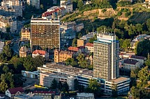 Krajský úřad, S Group Tower, Liberec