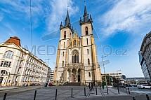 Kostel Sv. Antonína Paduánského, Praha