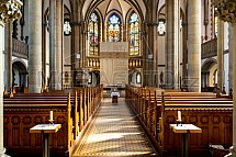 Kostel Navštívení Panny Marie (Marienkirche), Zittau