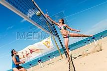 Plážový volejbal, beachvolleyball