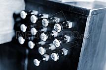 Varhany, ovládání