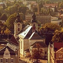 Kostel sv. Kříže, Liberec