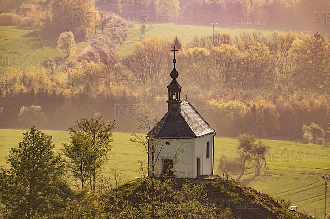 Vyskeř, kaple Svaté Anny
