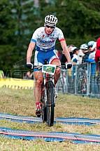 Matouš Ulman, cyklistika, závod
