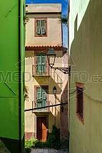 Ulice, dům, Bosa