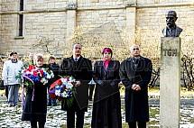 Martina Rosenbergová, Stanislav Eichler, Lidie Vajnerová, Vít Příkaský, TGM