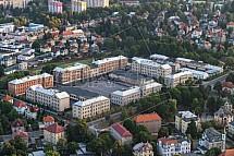 Kasárna AČR, armáda, Liberec