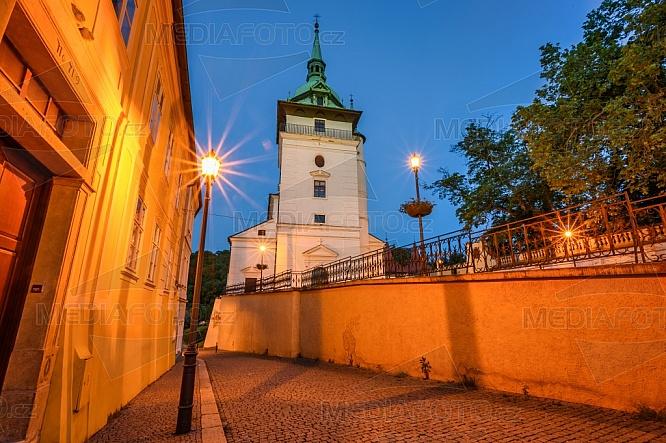 Kostel sv. Jana Křtitele, Teplice