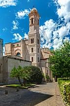 Cattedrale di San Nicola, Sassari, Sardinie