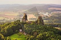 Zřícenina hradu Trosky