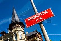 Masarykova ulice, Liberec