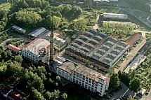 Rychnov u Jablonce nad Nisou, továrna