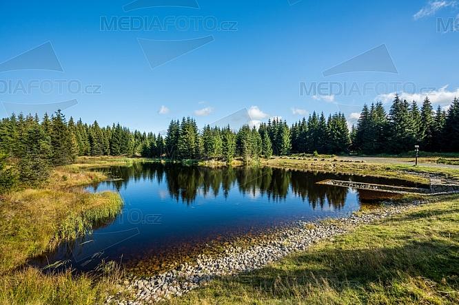 Černá Smědá, Jizerské hory