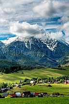 Belianské Tatry, hory