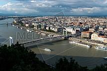 Alžbětin most, Erzsébet híd, Budapešť