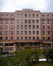 Hotel, Imperial, Liberec