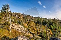 Polední kameny, Jizerské hory