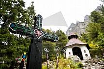 Symbolický hřbitov horolezců