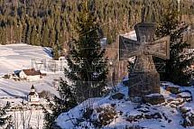 Pomník německým vojákům, Tesařovská kaple