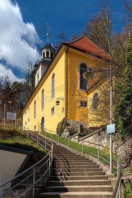 Horský kostel (Bergkirche), Oybin
