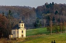 Kostel, sv. Jana Nepomuckého, Železný Brod