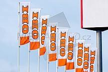 OBI, vlajka